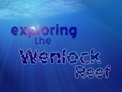 Exploring the Wenlock Reef